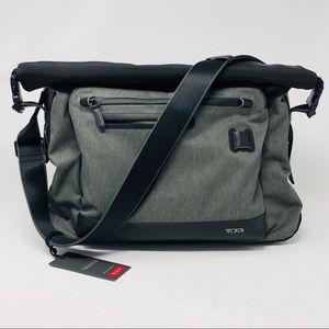 Tumi Tahoe Marino Roll Top Messenger Crossbody Bag